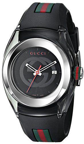 f6baef07ebf Gucci SYNC L YA137301 Stainless Steel...