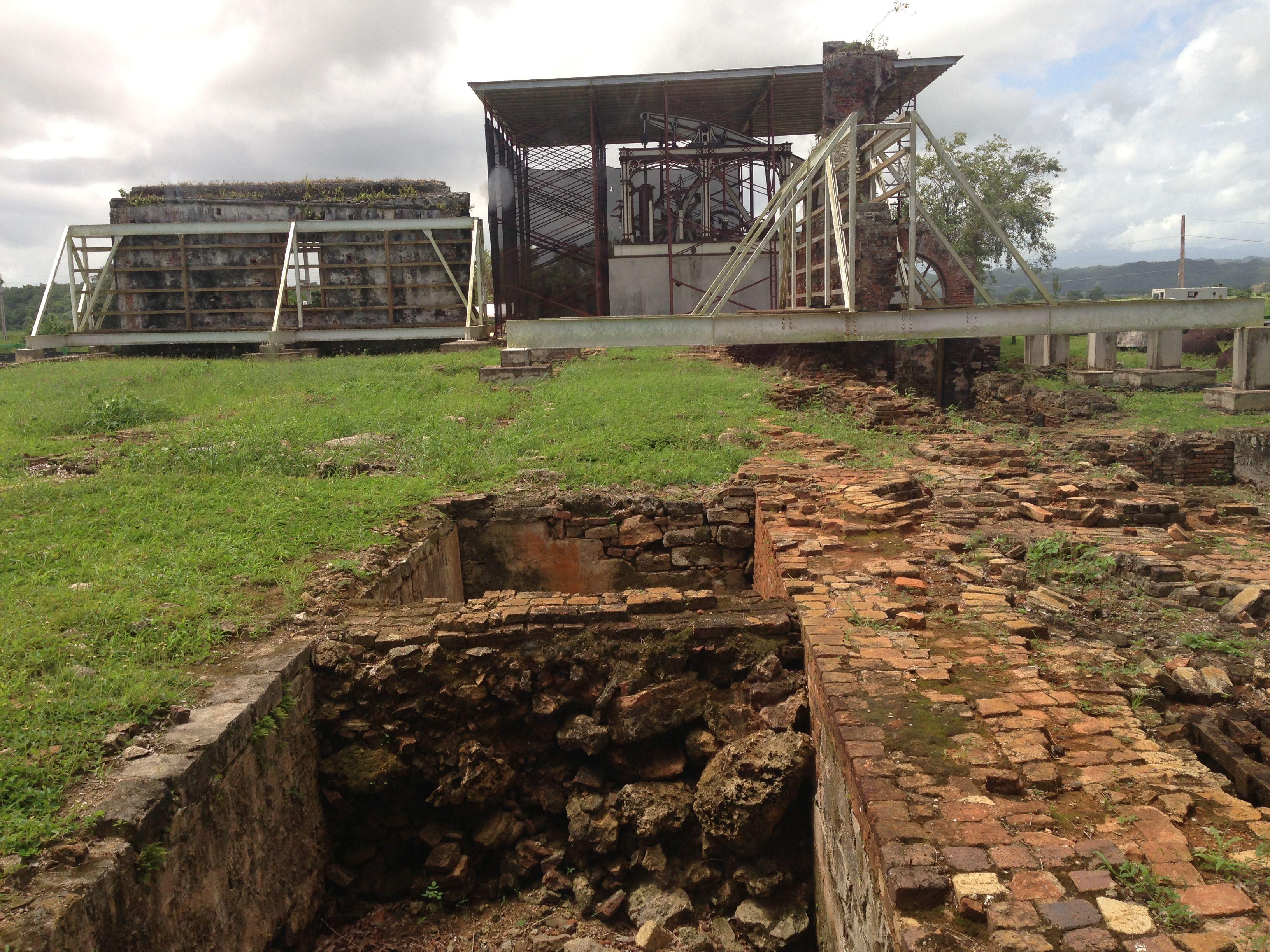 25 mejores im 225 genes de architecture vegetation en pinterest - El Azucar En Los 1800 Hacienda La Esperanza Manati Pr