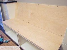 Charmant Sitzbank Selber Bauen   Haben Sie Spaß Mit Dem Praktischen DIY Projekt