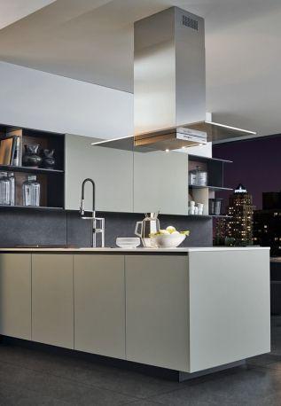 """La cucina Alea di Varenna. Una composizione in """"stile maison"""" che ..."""