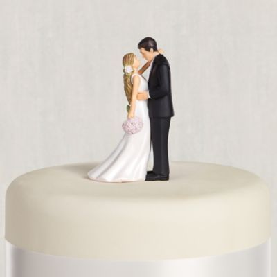 For Blonde Bride Groom Wedding Cake Topper And Other Toppers Online At Partycity Save With Party City Coupons Specials