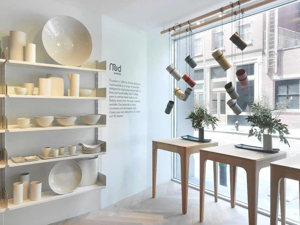Retail Interior Design of Mud Australia Store, New York - DESIGN ...