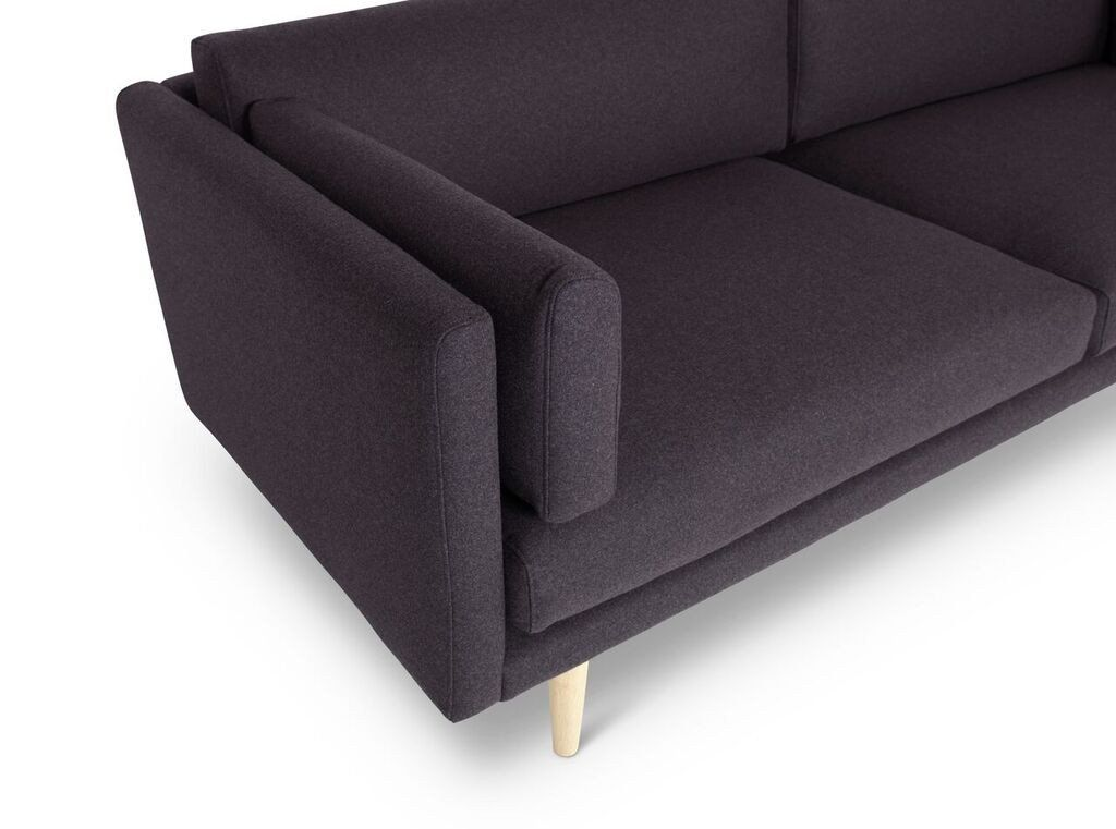 A SOFA. Antracit wool
