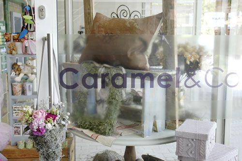 Brand new to Claremont is the lovely Caramel & Co. This little gift shop is jam packed with goodies and is the ideal place to visit for one stop gift buying. You'll find a wide variety of handm...