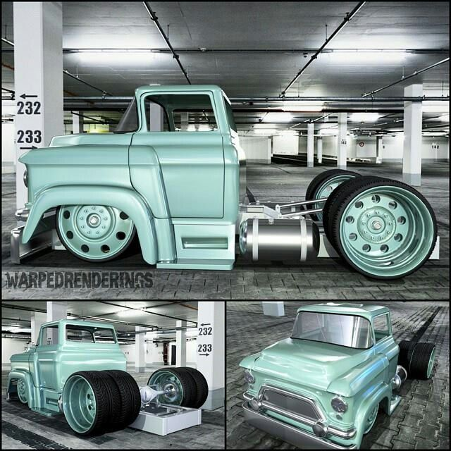 Cace Baac F Dbef Dcea E on ford rat rod tow truck