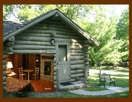 Starved Rock Lodge I Love Those Little Cabins Travel