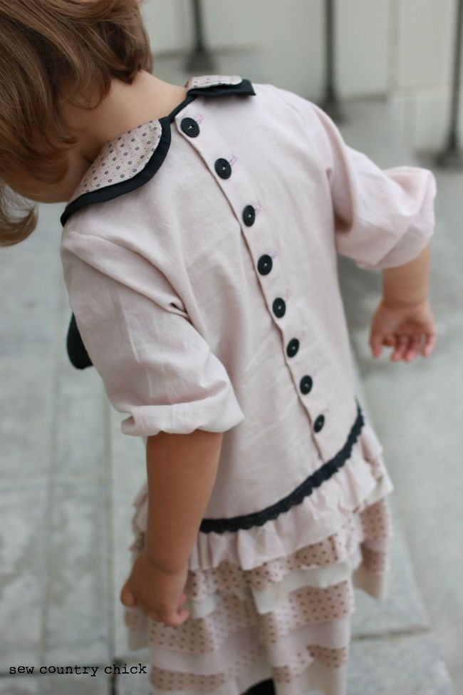Sew Country Chick- Handmade Style: Project Run & Play Week One | Sew ...