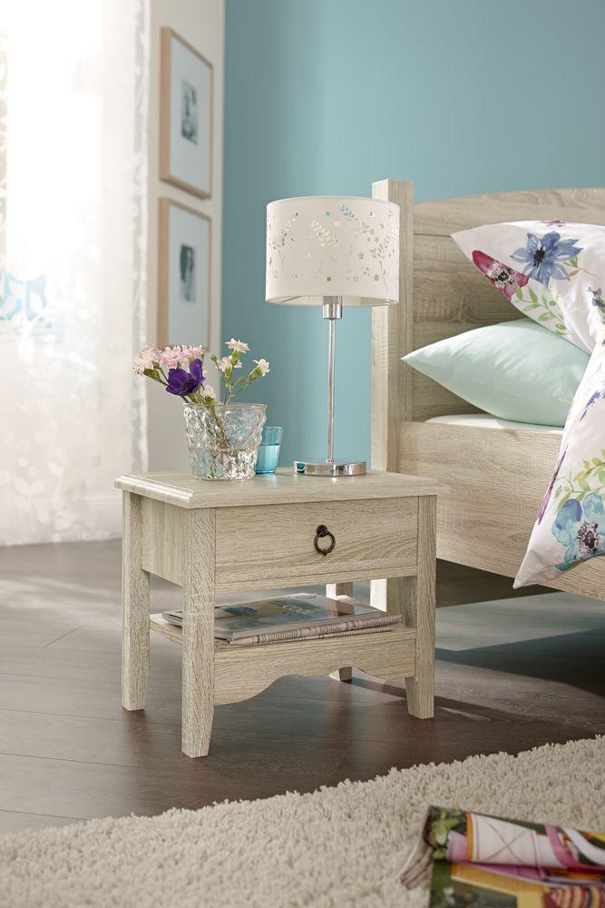 Tischleuchte für gemütliches #Licht im #Schlafzimmer für \u20ac24,95 bei - Schlafzimmer Landhausstil Weiß