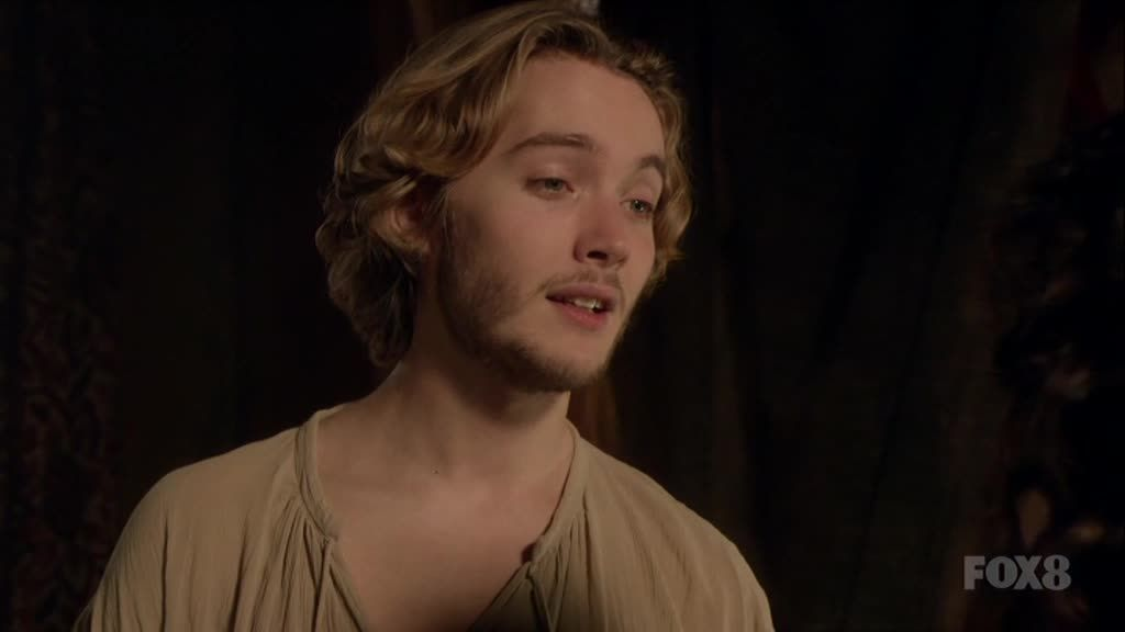 "toby regbo | Toby Regbo shirtless in Reign 1-12 ""Royal ..."