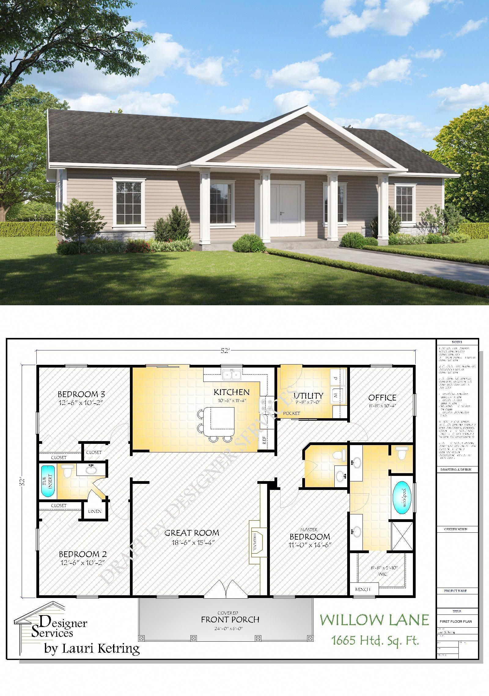 Check Out Here House Updates Diy Building A House Dream House Plans House Layouts