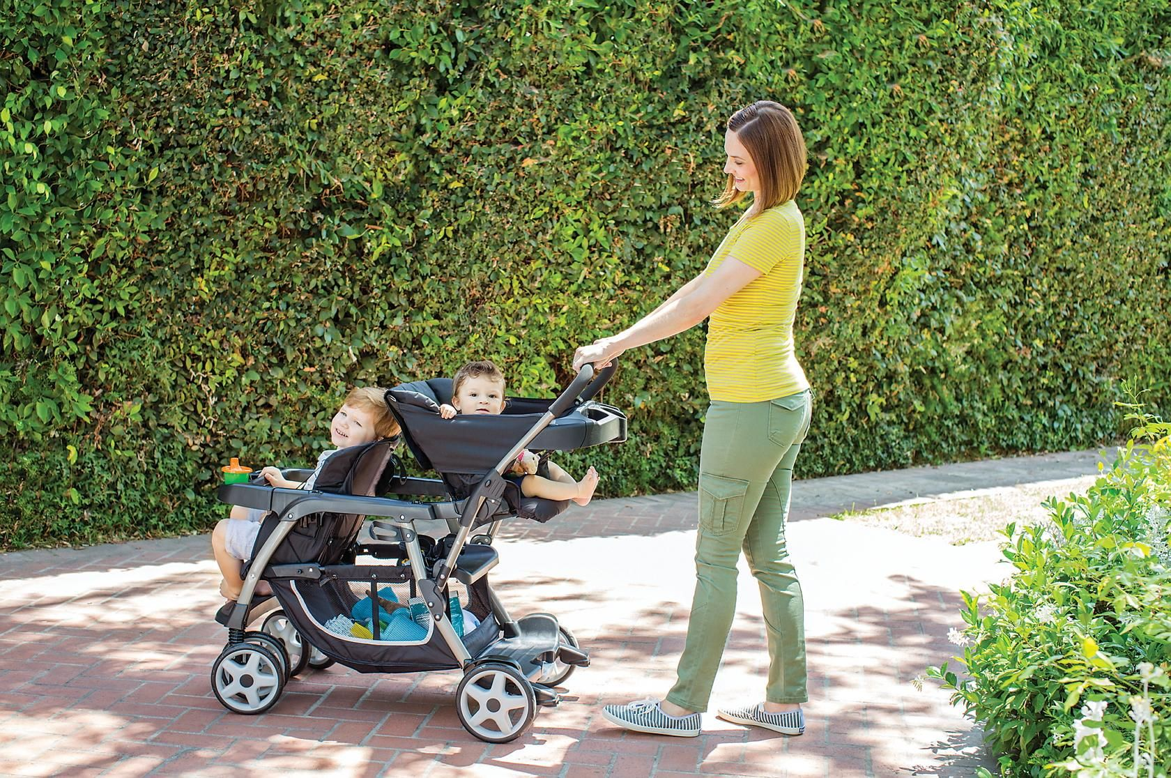Best Double Pushchair Selections Of 2017 Top Models