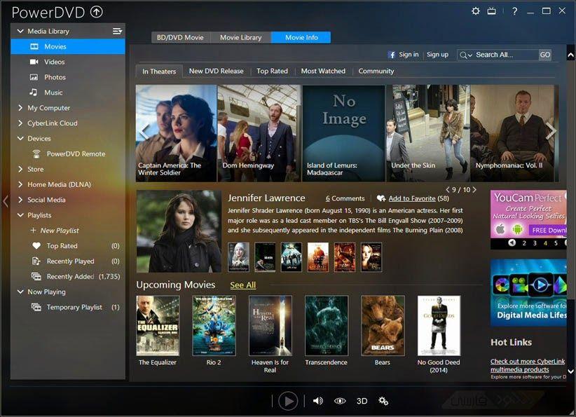 CyberLink PowerDVD Ultra 14.0.4412.58 Ultra Multilingual