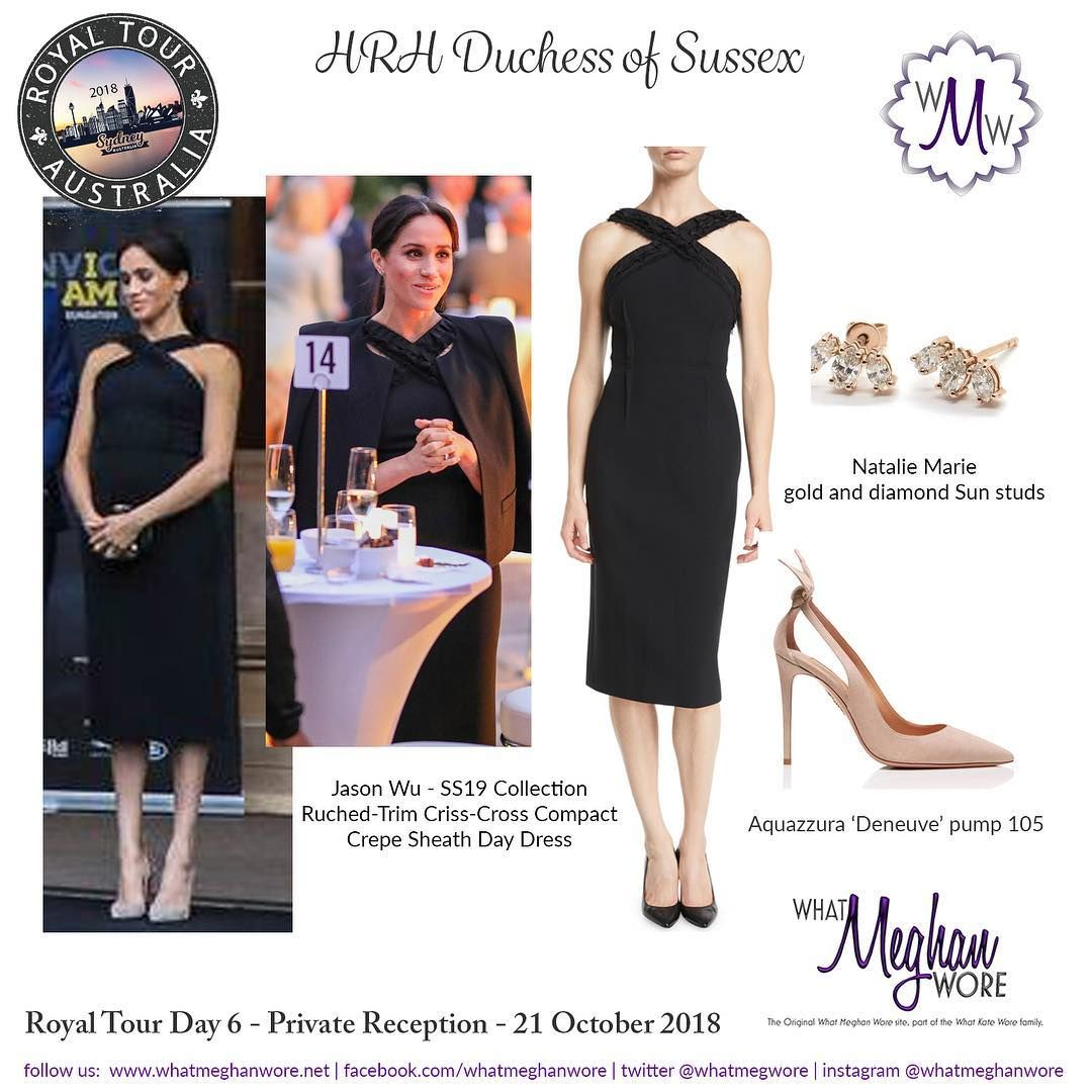 What Meghan Wore On Instagram A Look Back On The Past Few Days With Updates Jasonwu Aquazzura N Meghan Markle Style Meghan Markle Outfits Royal Fashion