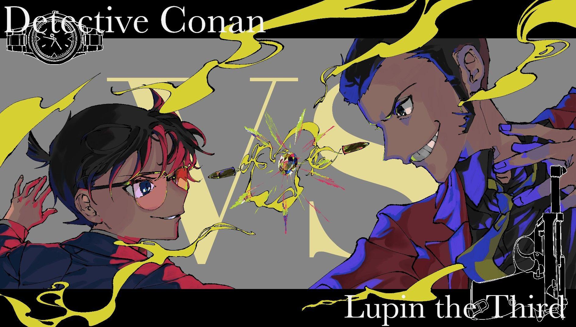 Pin by 🌟IVA🌟 on Detective conan ⚽& kaito kid Detective