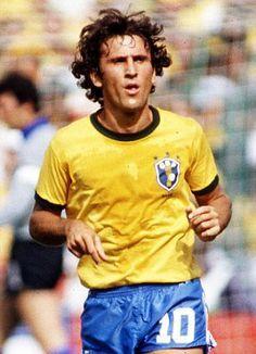 Zico Footballer Google Search Brazil Football Team Best Football Players Association Football