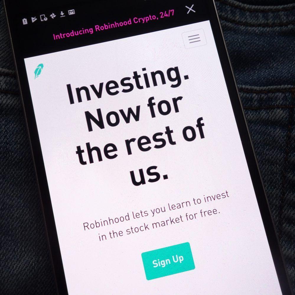 Robinhood lanseaza Crypto Trading in 4 state americane fara comision – CriptoValute RO