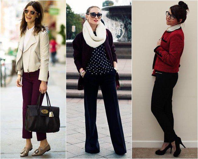 roupa usar para ir trabalhar nos dias mais frios