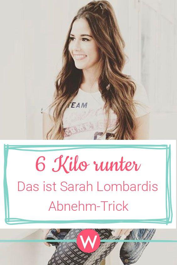 Sarah Lombardi: Gewichts-Frust! So will sie abnehmen   Sarah ...