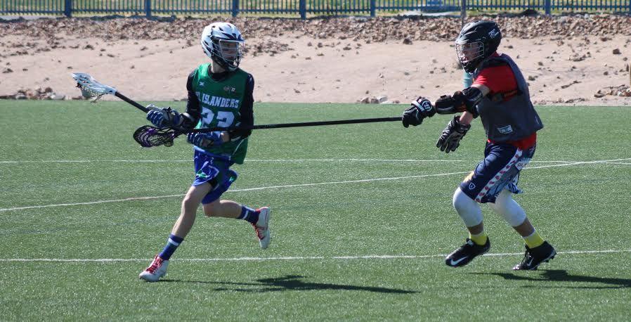 VI Islanders U15 Lacrosse Team Take Vegas By Storm ISN