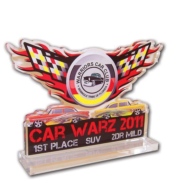 Custom Acrylic Car Show Award Custom Awards Pinterest Custom - Car show awards