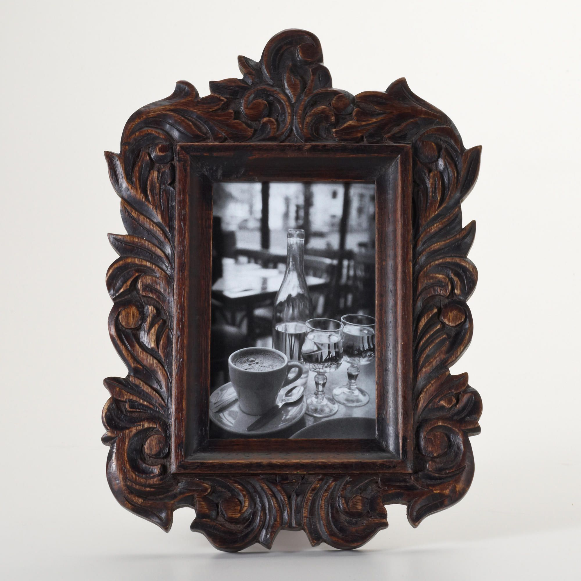English Oak Iris Frame | World Market
