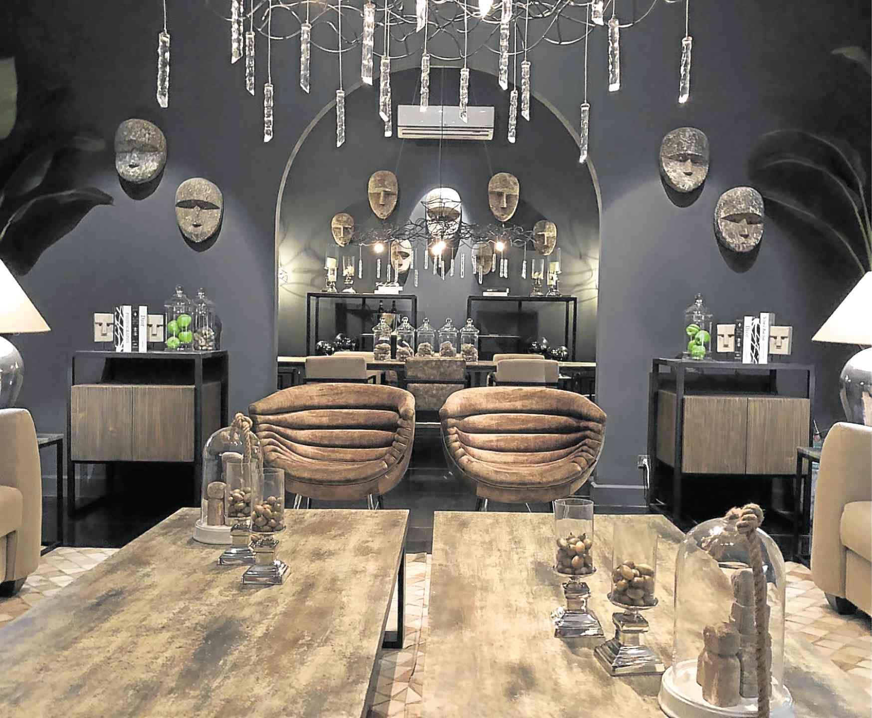 Fashion Interiors Hidden Gem Of Interior Design Inquirer Business Interiordesign Interior Decor Design Furniture Lux Interior Design Interior Design