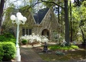 Angels Cottage At The Lake NC Wedding Venue