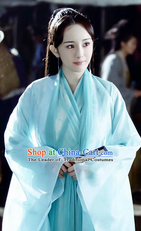 38a529a3f Traditional Ancient Chinese Imperial Emperess Costume, Chinese Han Dynasty  Young Lady Dress, Cosplay Fairy