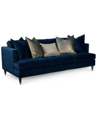 Suzette Glam Sofa The Macy S Link Shows The Detail On The