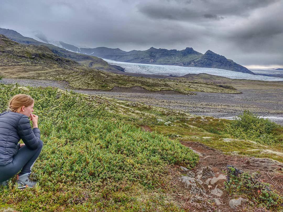 #travel #traveling #travelgram #travelpics #ilovetravel #travelling Nationalparken Vatnajkull, Islan...