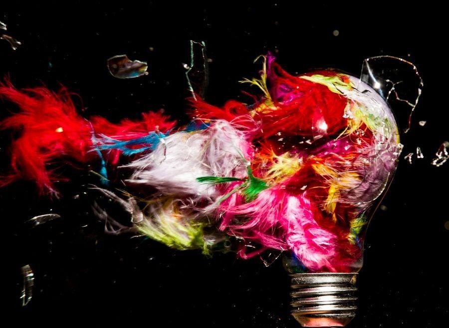 Exploding Light Bulbs as a Sedative\
