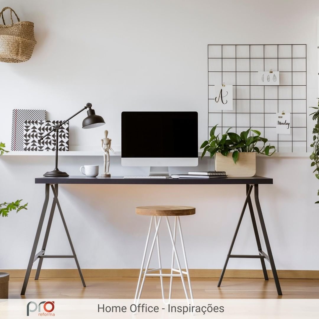 @proreforma Posted To Instagram: Home Office? Resolvemos Dar Uma Força E Vamos Compar… Em 2020
