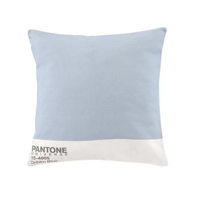 PANTONE DREAM BLUE Copricuscino