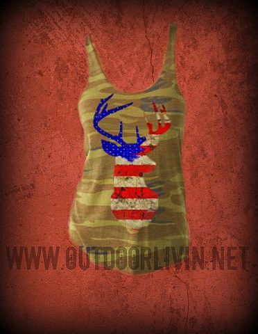 Outdoor Livin' - *LIMITED Edition* CAMO USA-WILL SHIP OUT MARCH 30