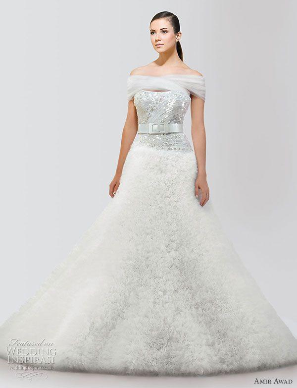 Amir Awad 2010 Wedding Dresses