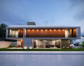 Concrete And Brise Soleil | Camarotti Arquitetura | Residence In Juazeiro  Do Norte, Brazil
