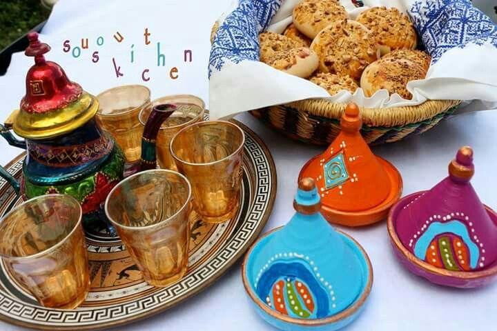 tea on the Moroccan way #Morocco