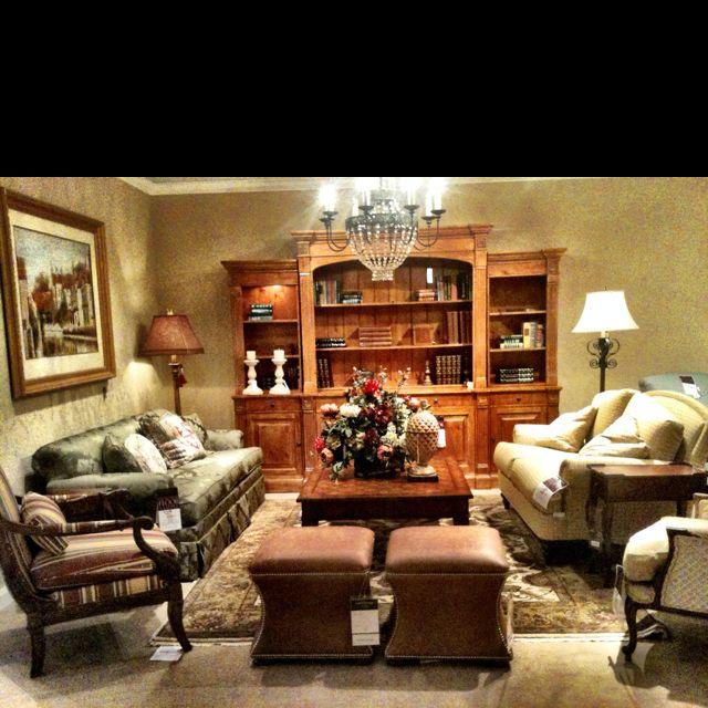 Ethan Allen Country Colors Coffee Table: Ethan Allen Pleasanton