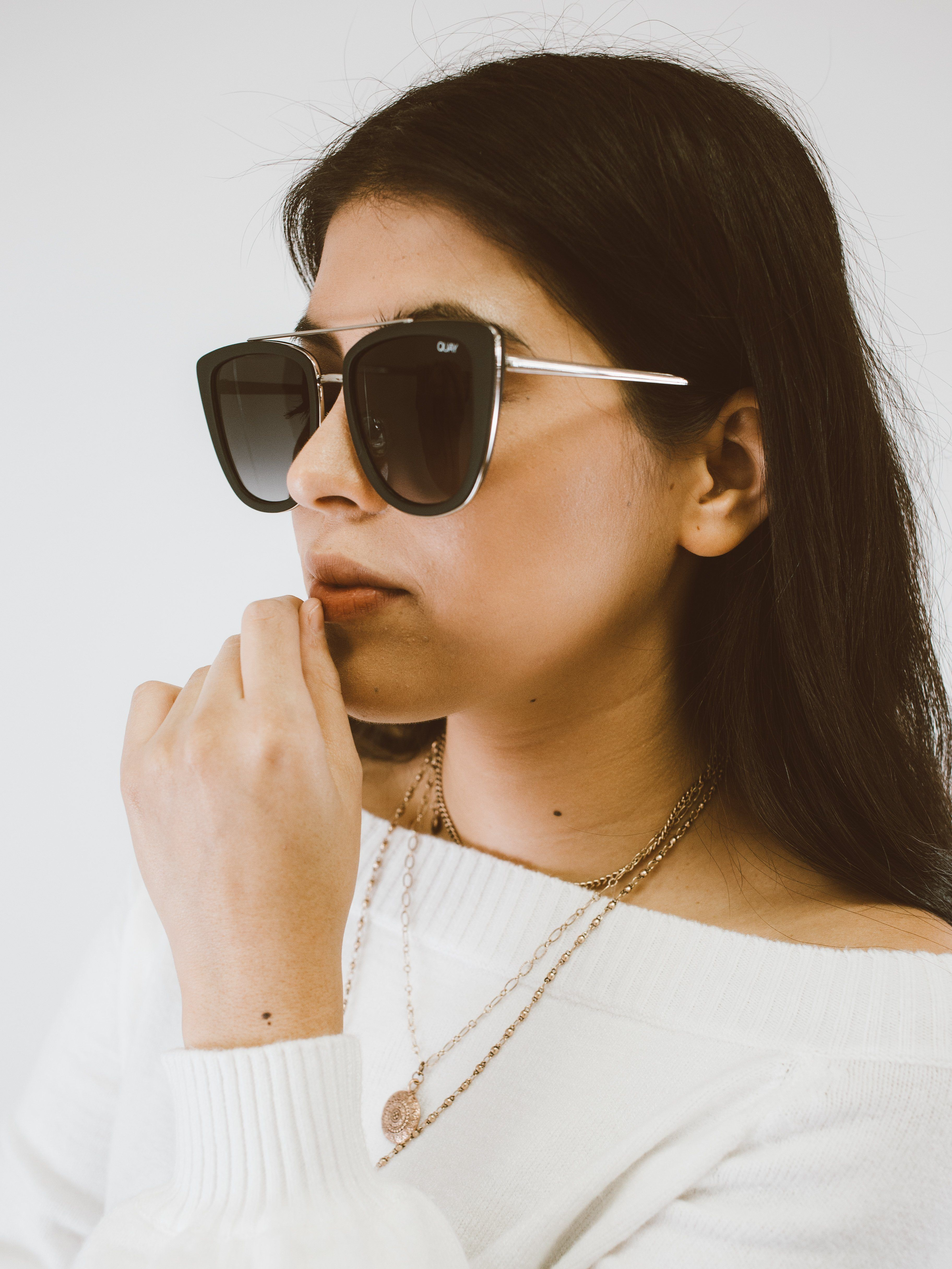 French Kiss Quay Sunnies   Products   Pinterest   Sunnies, French ... c79dfb275a