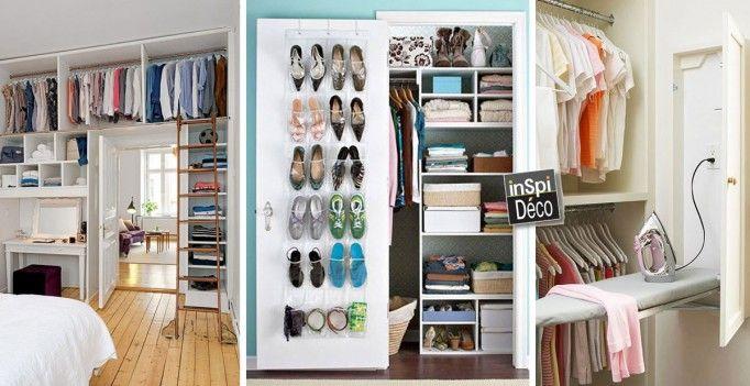 Réaliser Un Dressing Malin! 20 Idées Créatives