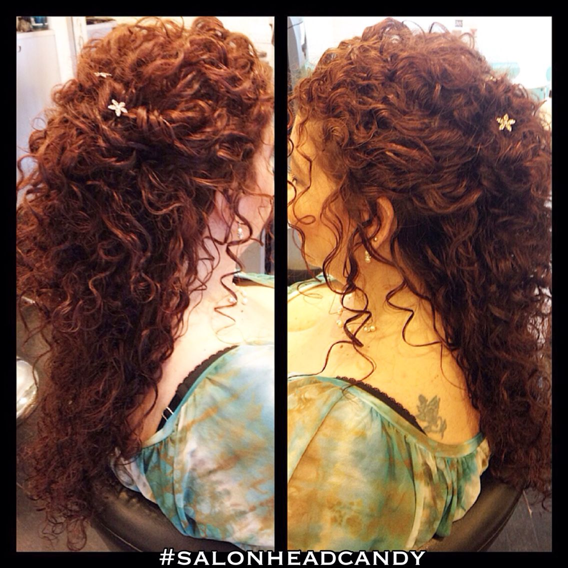 Naturally Curly Wedding Hair: Curly Wedding Hair, Curly Hair Updo