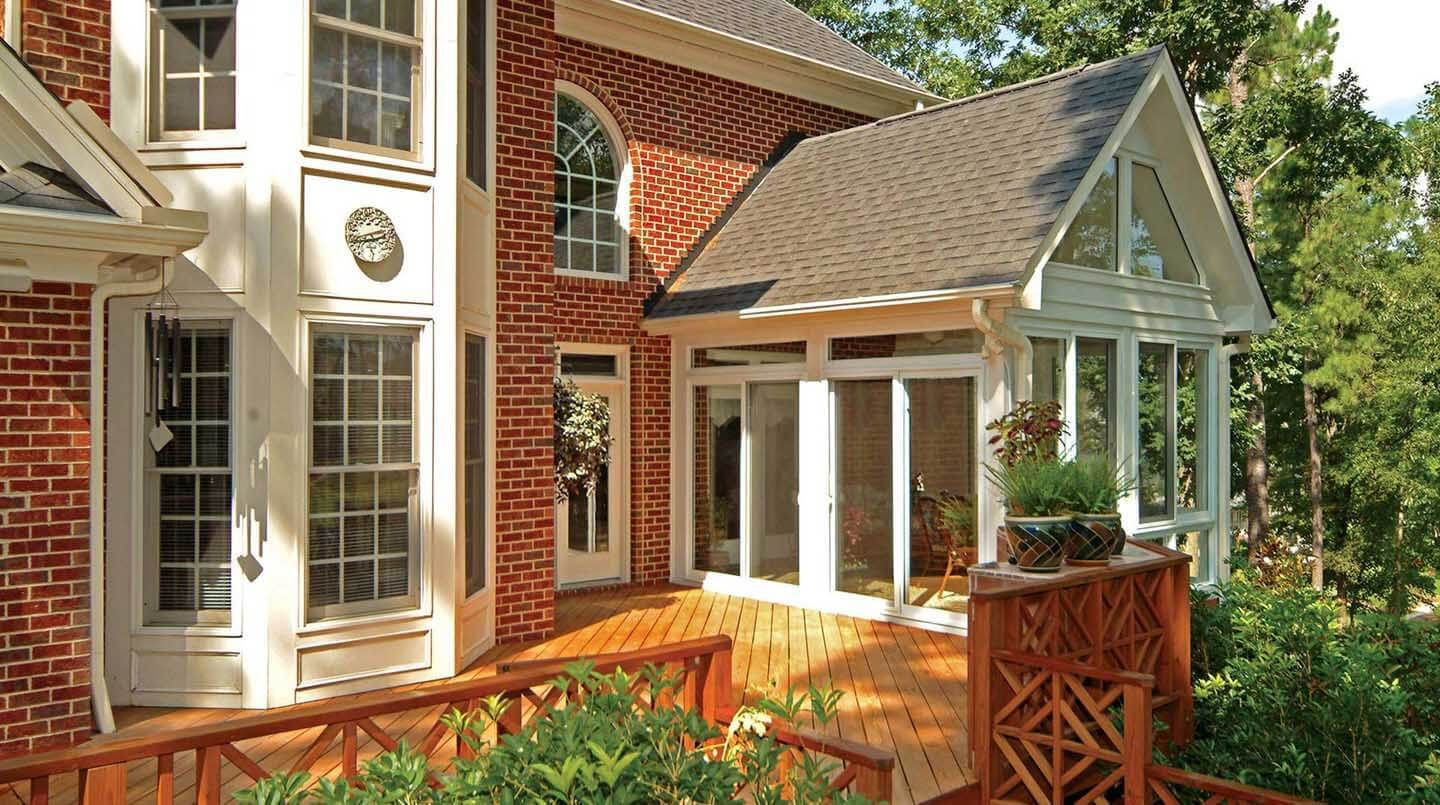 Is There Value In Sunroom And Patio Enclosures?   @meccinteriors   Design  Bites