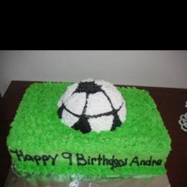 How To Decorate A Soccer Ball Cake Soccer Ball Cake  Baking  Pinterest  Soccer Ball Cake And Cake