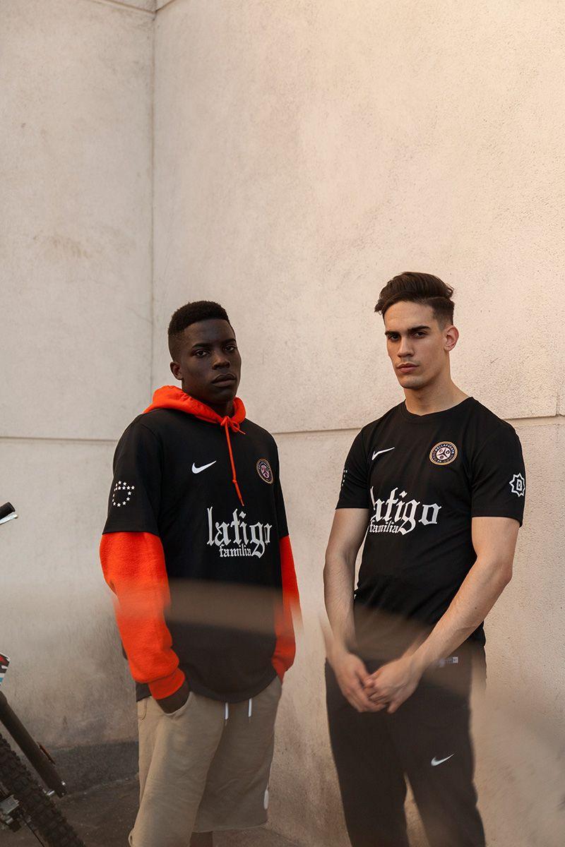 c Y F Nike amp; Dellafuente Repost Sports Nike Ådict Wear Sport q8qtBwxE
