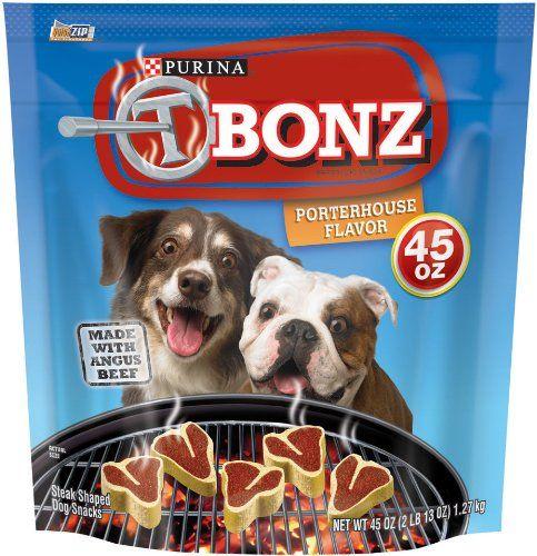 T Bonz Dog Snacks Dog Snacks Dog Food Brands Dog Food Recipes