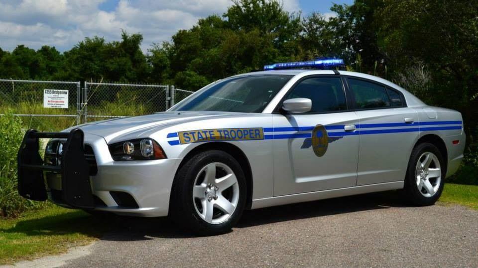 South Carolina Highway Patrol State Trooper Dodge Charger Modern
