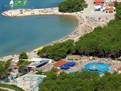 Campingurlaub Kroatien, Dalmatien Campingplatz Camping