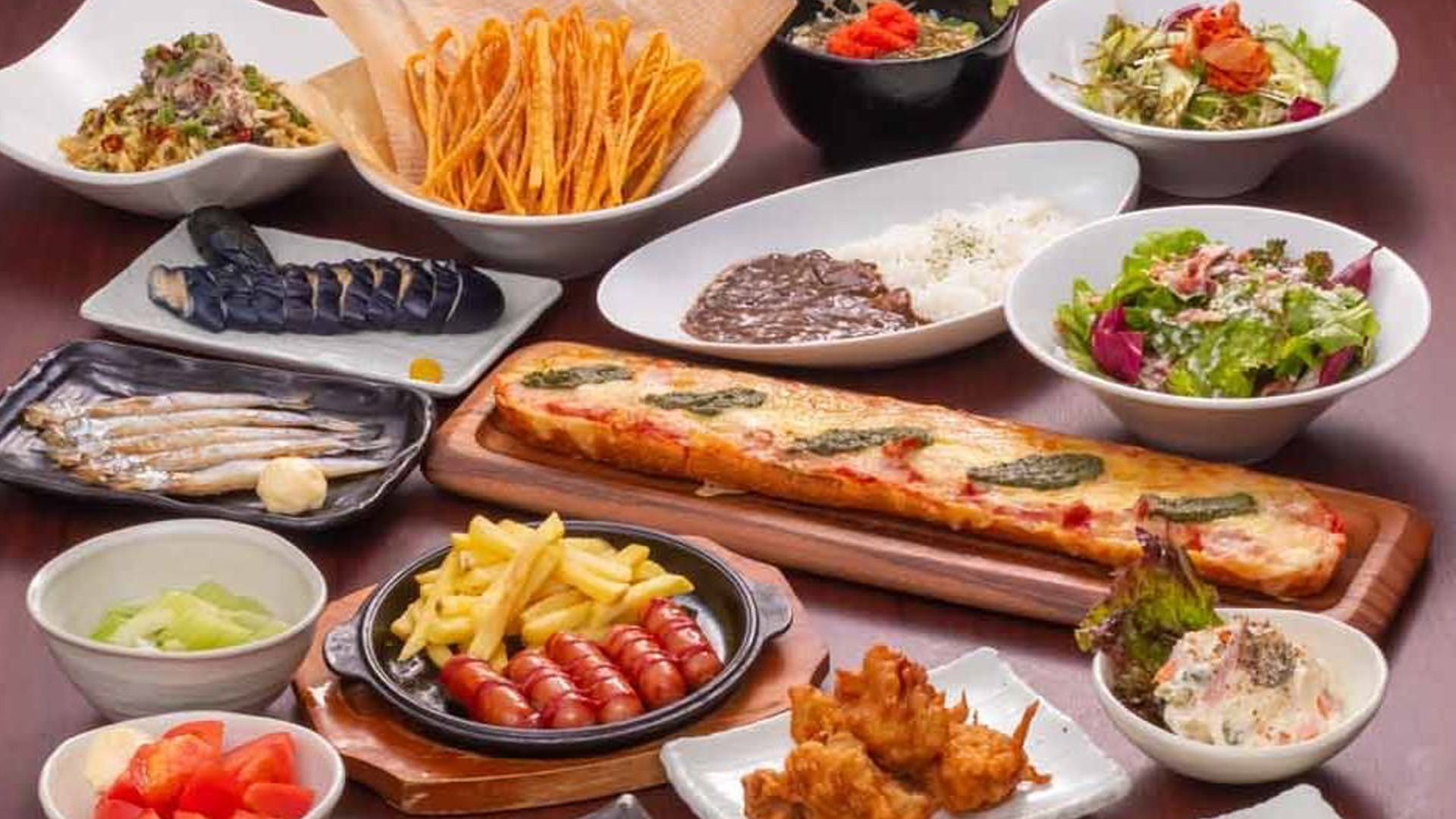 The Best Places And Everything About All You Can Eat Tabehoudai In Japan Eat Food Filling Recipes