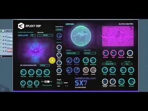 KVR: Eplex7 Particle Collider SX7 - hybrid scientific