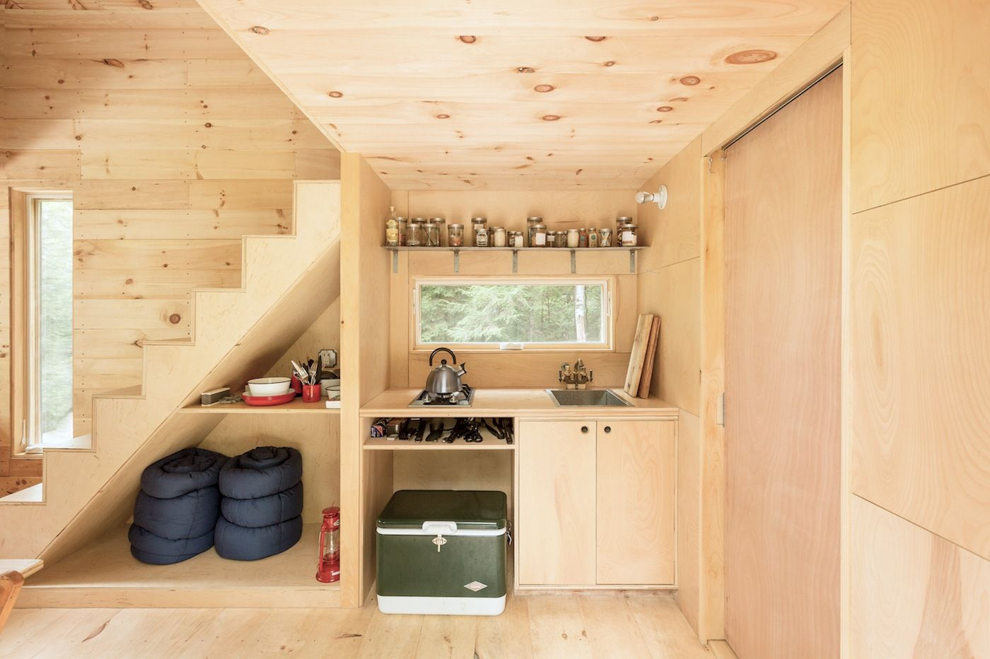 Getaway: Instant Camping for the Millennial Set - Remodelista